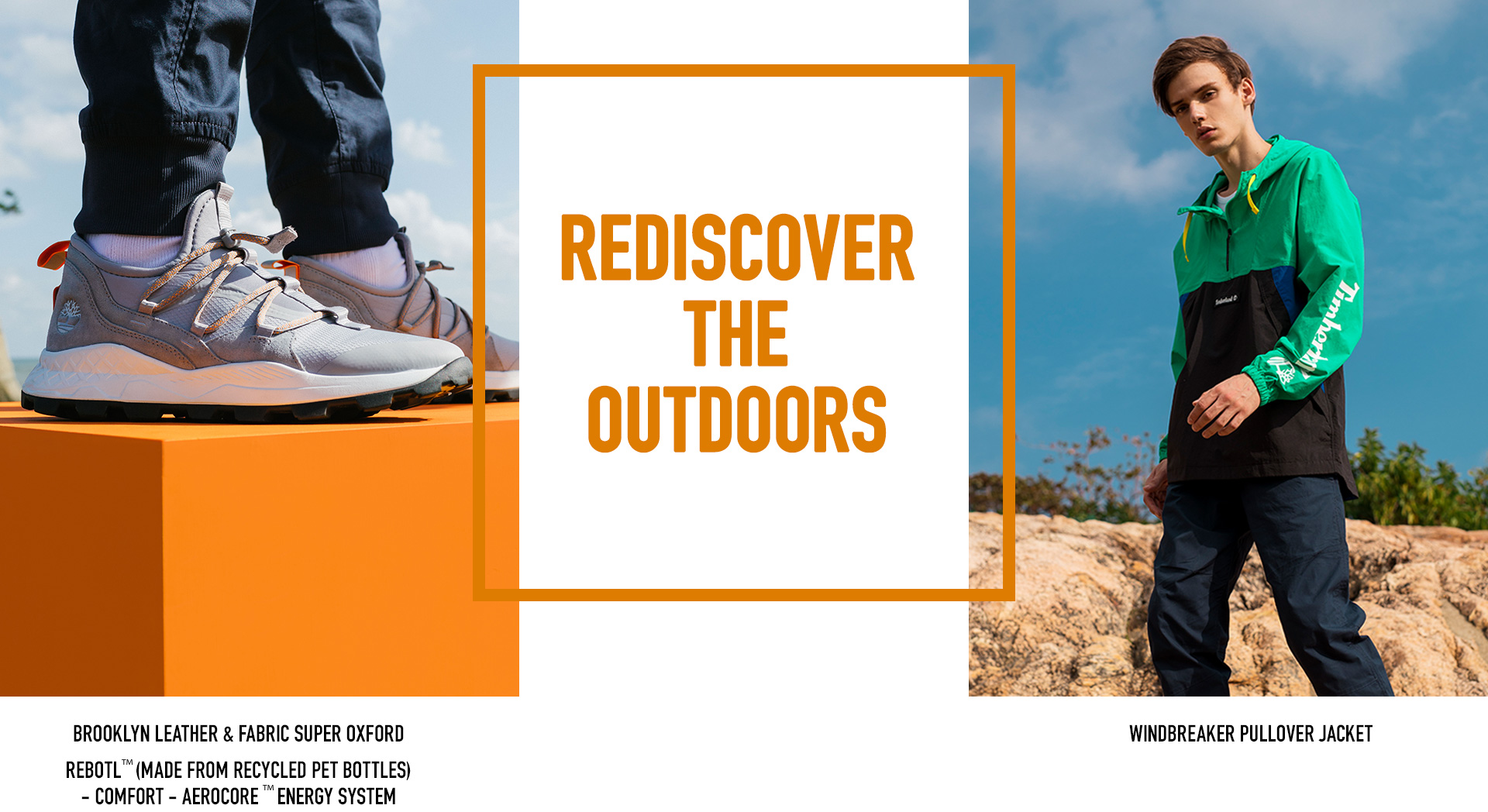 Rediscover the Outdoors