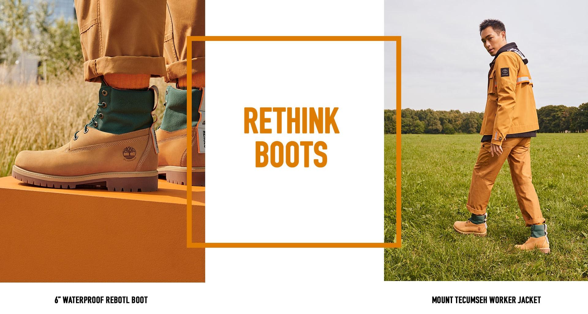 Rethink Boots