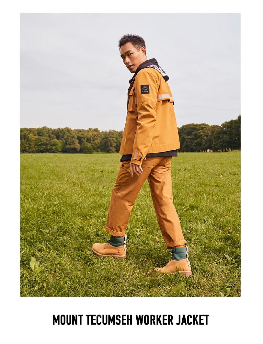 Rethink Boots. Mount Tecumesh Worker Jacket.