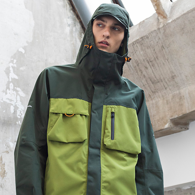 Timberland Greenstride Collection Tile